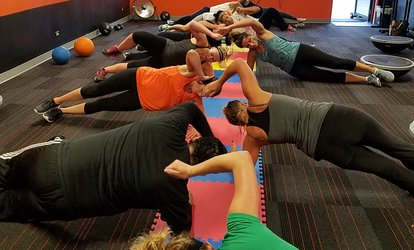 image for One Month of Unlimited Fitness Classes with H2 Fit Camp (80% Off)