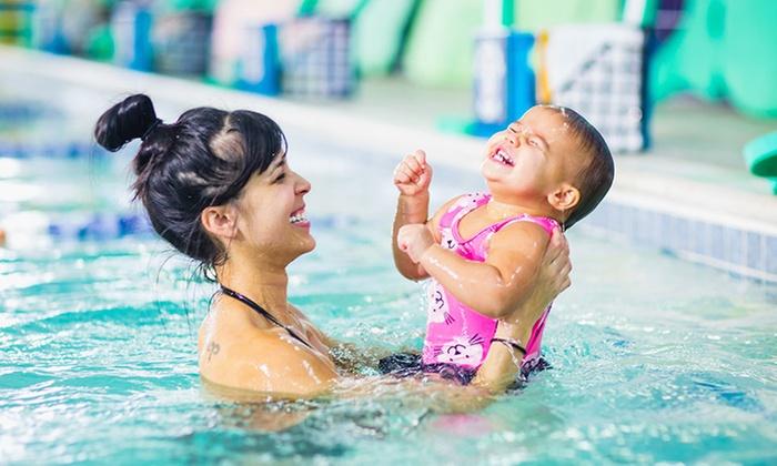 Kids Swimming kids' swimming lessons - aqua-tots swim school of austin   groupon