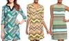 Emma & Michele Women's Printed Dresses