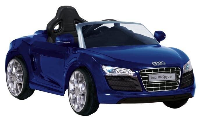Macchina elettrica Audi 12 V con radiocomando a 229,99 € (41% di sconto)