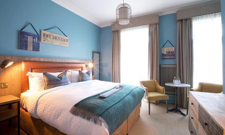 Surrey: Double Room with 2-Course Dinner • Holiday deals The White Horse Dorking