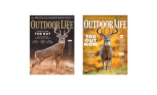 1-Year, 12-Issue Subscription to Outdoor Life Magazine