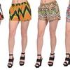 Tyche Women's Fashion Printed Shorts