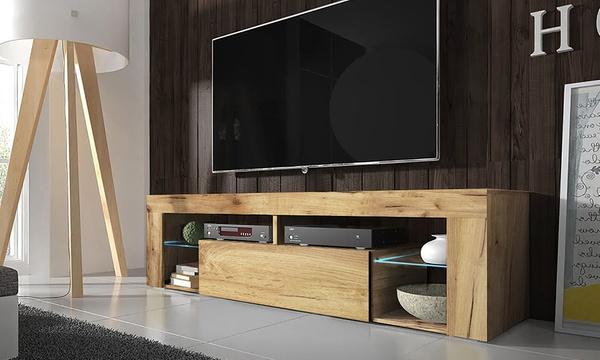 Meuble Tv Avec Led En Option