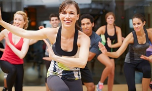 The Z Spot: 5, 10, or 20 Zumba Classes at The Z Spot (Up to 54% Off)