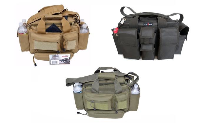 Military Jumbo Bail-Out Bag