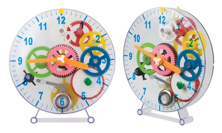 1 ou 2 horloges: Construire sa propre horloge de la marque Tobar