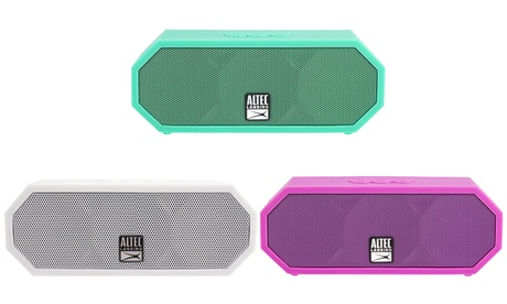 Altec Lansing IMW457 H2O Waterproof Wireless Bluetooth Speaker 8d47fa93-ec5e-411a-bcc5-c652eac0659c