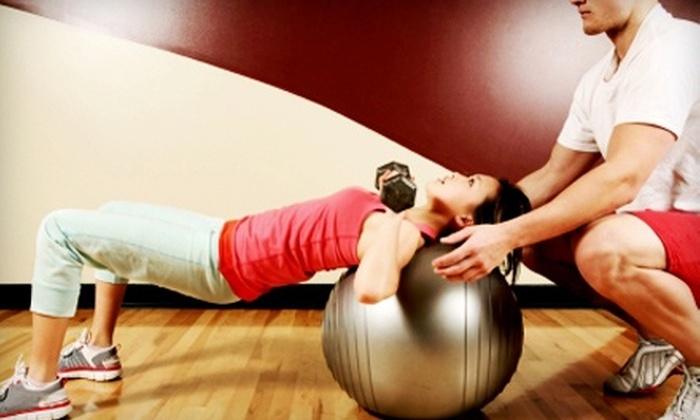 Genesis Health Club - Multiple Locations: 20 Gym Visits or a Three-Month Premier Membership to Genesis Health Club (Up to 93% Off)