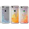 Liquid Holographic Heart Cases for iPhone 6/6S and 6+/6s+