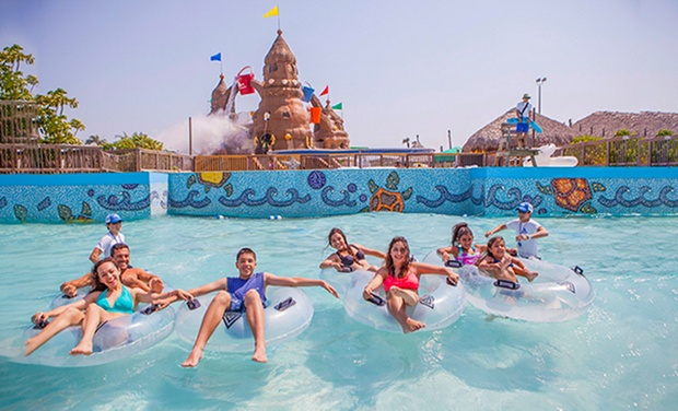 Beach Hotel Water Park In South Padre Island