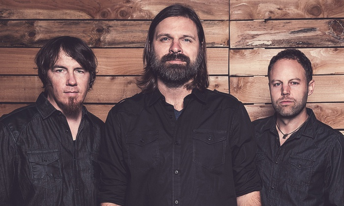 Third Day - Sacramento Community Center Theater: Third Day on October 29 at 7 p.m.