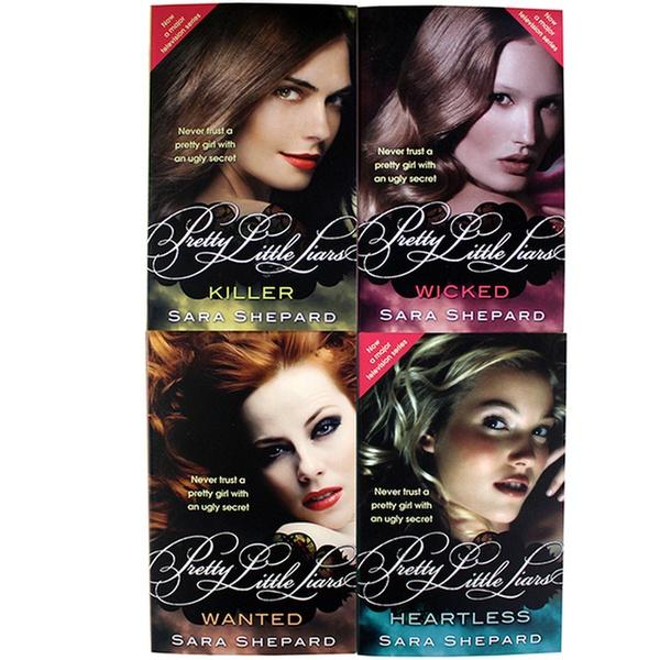 1ad9767bfc1 Pretty Little Liars Books Set | Groupon Goods