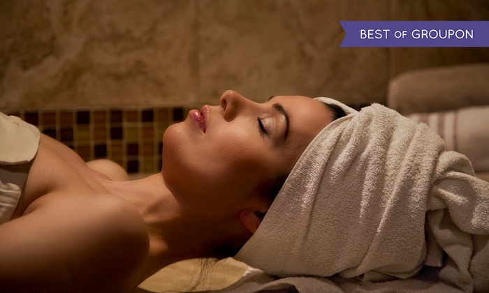 Avie Spa - Montréal: Hammam with Optional Massage, Facial and Aromatherapy for One or Two at Avie Spa (Up to 59% Off)