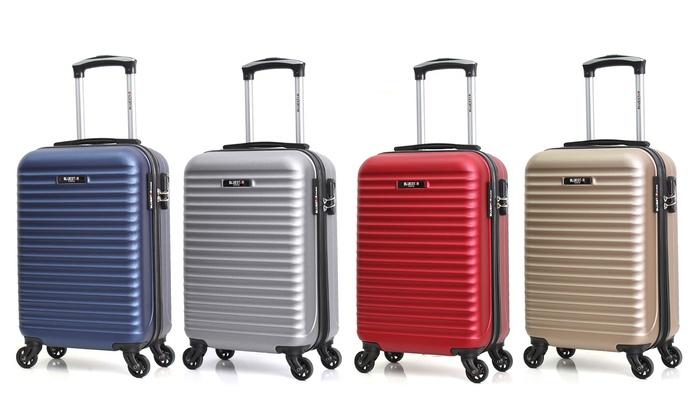 valise cabine abs bluestar groupon shopping. Black Bedroom Furniture Sets. Home Design Ideas