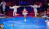 Planet Circus - Planet Circus: Planet Circus on 23 February - 4 March at Doncaster