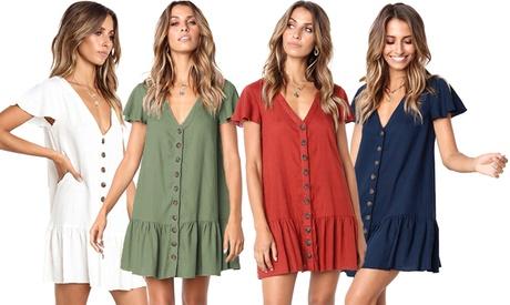 1 o 2 vestidos cortos Charmant