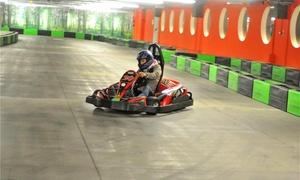 My Kart: 2 sessioni di corsa libera con kart per una o 2 persone o gran premio GP2 per 8 persone da My Kart (sconto fino a 72%)