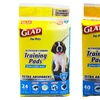 Glad for Pets Ultra-Absorbent Activated Carbon Training Pads
