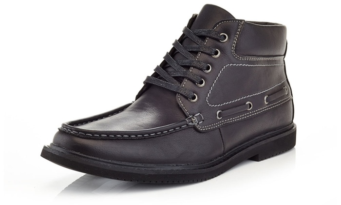 a25a8326095 Up To 68% Off on Marco Vitale Men's Ankle Boots   Groupon Goods