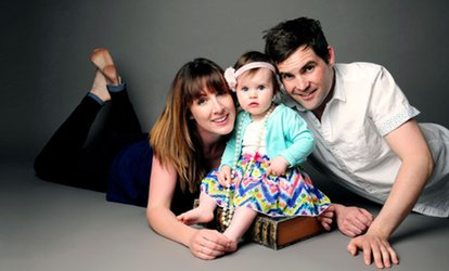 image for C$23 for a 60-Minute Photo Session with Prints and Digital Image at BC Photo Studio (C$249 Value)