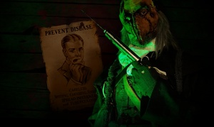 Up to 33% Off Attractions at Dark Woods Haunted Attraction at Dark Woods Haunted Attraction, plus 6.0% Cash Back from Ebates.