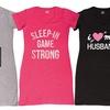 LC Trendz Women's Sleep Shirts