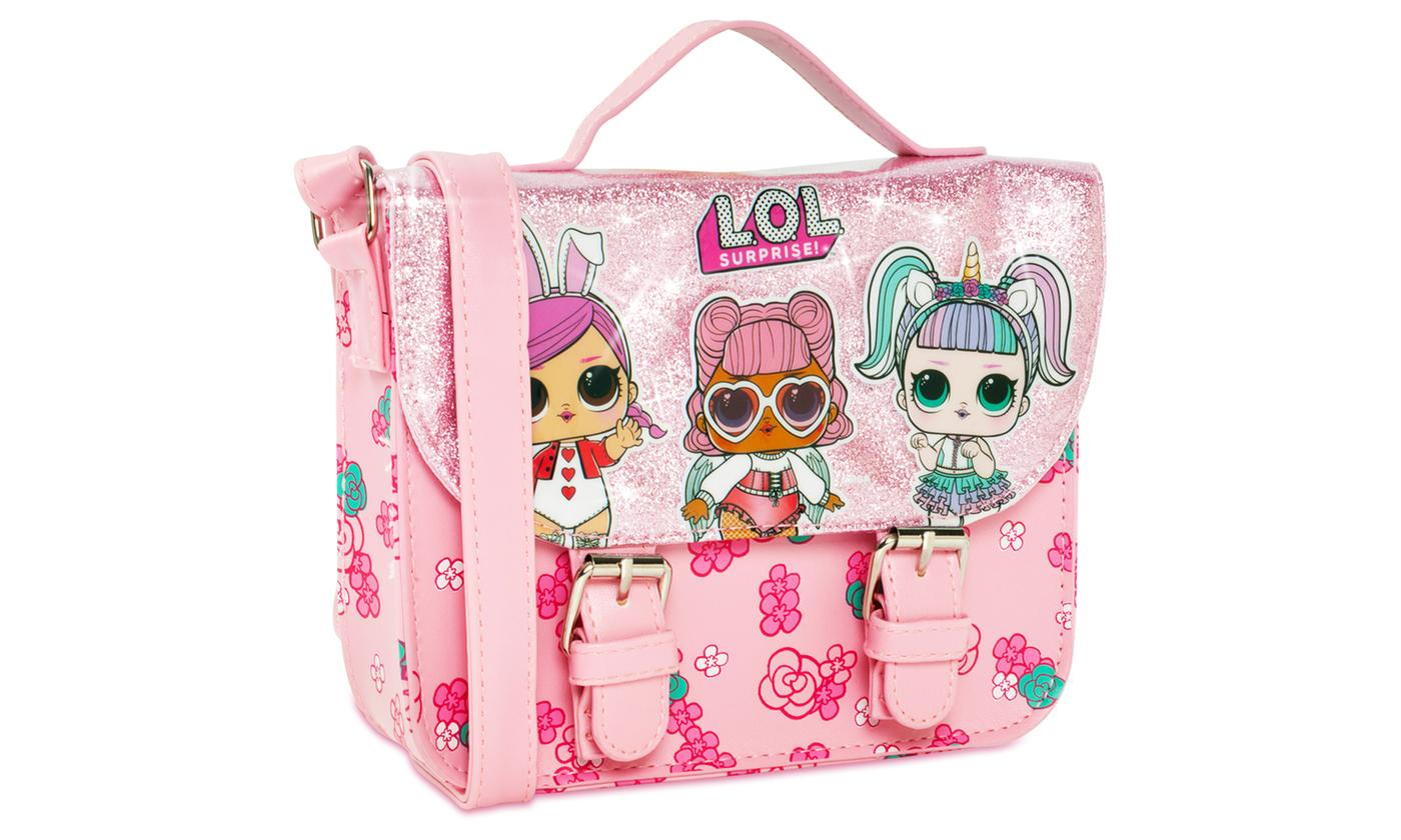 L.O.L. Surprise Satchel Handbag