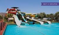 Entrada al parque acuático Aquatropic para niño, junior o adulto desde 9 €; cuatro opciones disponibles