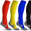 Dynamic Comfort Graduated Compression Socks for Men and Women (6-Pack)