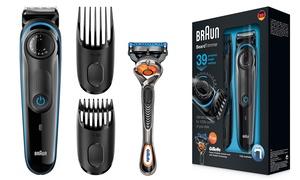 Tondeuse à barbe/cheveux Braun