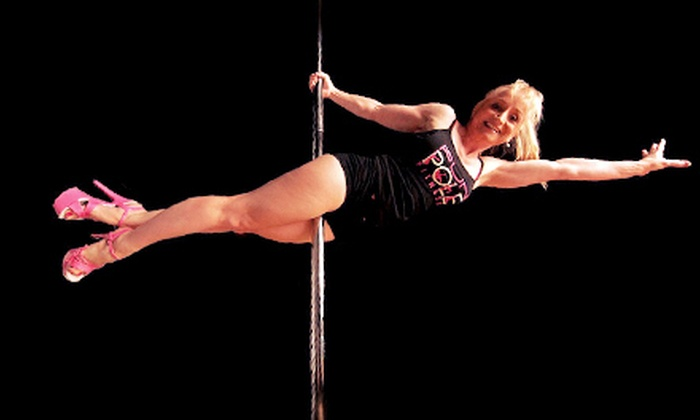 Fun Pole Fitness - North Park: $50 Worth of Pole-Dance Fitness