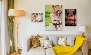 Groupon Custom Canvas Sale: Extra 30% off