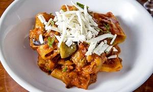 Up to 56% Off Italian-American Food at La Contrada at La Contrada, plus 9.0% Cash Back from Ebates.