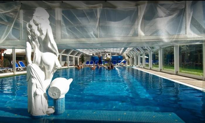 Spa St Louis - AbanoTerme: Percorso Spa di coppia e massaggi relax più ingresso illimitato in piscina presso Spa St. Louis (sconto fino a 50%)