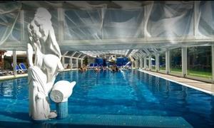 Spa St Louis: Percorso Spa di coppia e massaggi relax più ingresso illimitato in piscina presso Spa St. Louis (sconto fino a 50%)