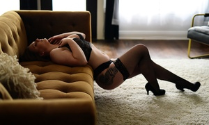 Up to 83% Off Boudoir Photo Shoot at Three Boudoir at Three Boudoir, plus Up to 6.0% Cash Back from Ebates.