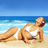Up to 50% Off Airbrush Tanning or Teeth Whitening
