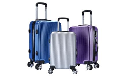 Set da 3 bagagli 600 W Chicago