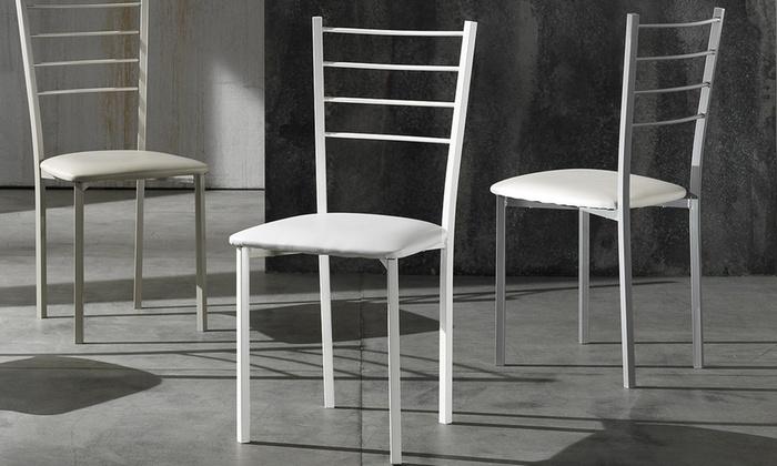 Tavolo allungabile con 4 sedie | Groupon Goods