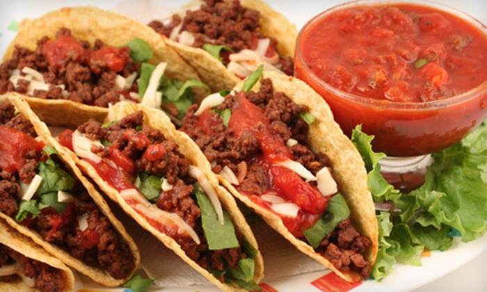 Sorano's Sports Bar - East Haven Acres: Tacos and Beer for Two or Four at Sorano's Sports Bar in Lee's Summit (Up to 54% Off)
