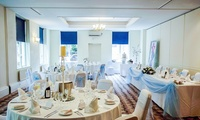 The Ultimate Wedding Package for 50 Day Guests and 100 Evening Guests at The Stuart Hotel (Up to 56% Off)