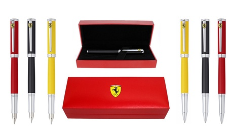 Sheaffer Ferrari Intensity Fountain or Ballpoint Pen