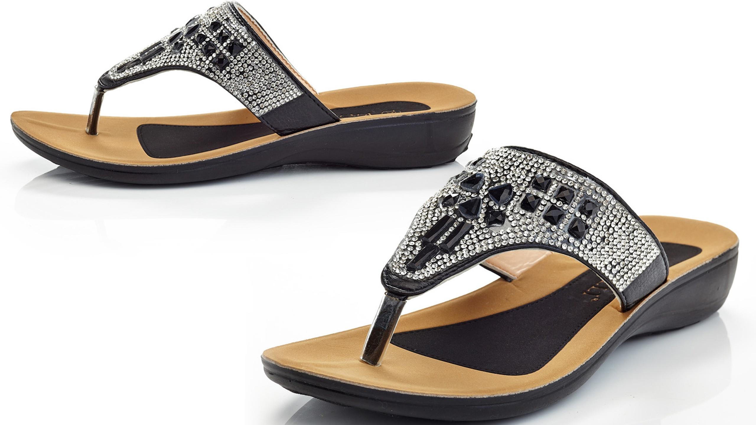 909fd230d573 Rasolli Women s Thong Sandal