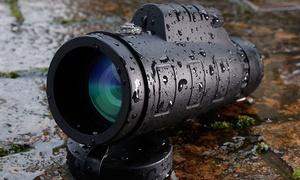 Télescope monoculaire optique et mécanique