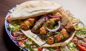 Asado Mezze & Grill: Libańska biesiada z przystawką, daniem głównym (od 69,99 zł), deserem (od 79,99 zł) i więcej w Asado Mezze & Grill
