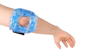 Thera-Peas Knee and Elbow Hot and Cold Therapy Pack