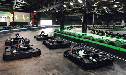 30-Minute Go-Karting Experience For Up to Four at The Circuit (25% Off)