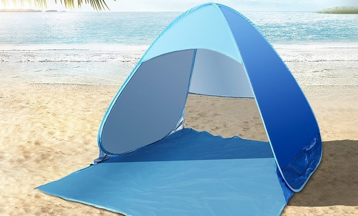 $35 for a Pop-Up Beach and Camping Tent