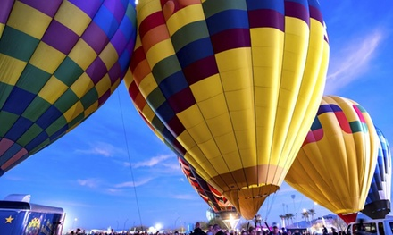 General Admission to 8th Annual Arizona Balloon Classic on January 25–27 (Up to 36% Off)